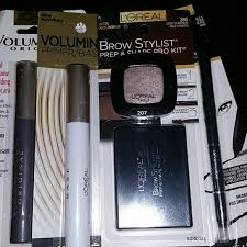 l oreal eye makeup kit
