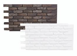 faux stone wall panels columns