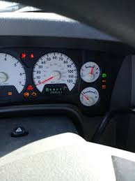 Dodge Ram 2500 Service 4wd Light Dodge Ram 1500 Questions 4x4 Light On While 2h Is Selected