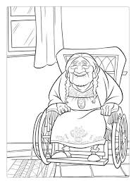 Coco Coloring Pages Grandma Free Printable Coloring Pages