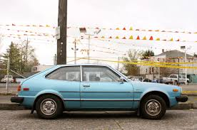 1979 Honda Accord CVCC hatchback. My third car was a 1979 Honda ...