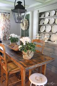 Best Dining Room Decorating Ideas Images On Pinterest - Country dining rooms