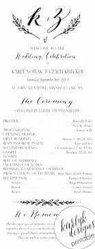 Catholic Wedding Ceremony Program Templates Catholic Wedding Ceremony Programs Templates Ng Ideas On Program