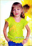 Вязание для девочек 6 лет крючком 163