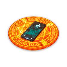 10w Magic Array Lighting Wireless Charger Cartlow