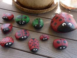 Tops Tips for Decorating Gardens with Painted Rocks - Gardening Tips |  Gardening Ideas