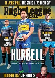 title cover preview rugby league world preview