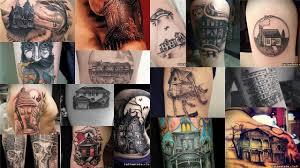 значение тату дом клуб татуировки фото тату значения эскизы