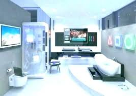 bedroom comely excellent gaming room ideas. Gamer Room Decor Cool Gaming Bedroom Ideas  Small . Comely Excellent S