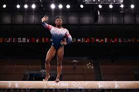 Simone Biles' Olympic career may be ...