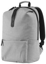 <b>Рюкзак Xiaomi</b> Mi <b>College</b> Casual Shoulder Bag (74484) grey ...