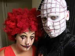 makeup scary clown raiser