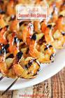 5 ingredient grilled shrimp