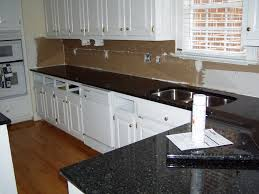 Dark Granite Kitchen Countertops Dark Granite Countertops The Kitchen Remodel