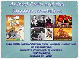 animal farm and the russian revolution jpg cb  russian revolution 1917 1917russian revolution as the context of animal farm bygeorge orwellbibliographyweb