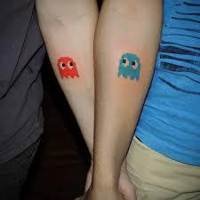 парные татуировки для гиков 21 фото