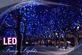 outdoor fairy lighting. led solar fairy lights in choice of red white or blue u2013 50 25 110 29 bulbs includes nationwide delivery up to 7995 value outdoor lighting