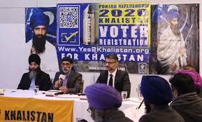 KHALISTAN REFERENDUM 2020: Sikhs For Justice Try To Drum Up ...