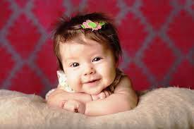 Small Cute Girl Baby - 2700x1800 ...