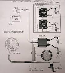 mudflap girl fxrs, part 8 wiring world, bikernet tech article crane hi-6rc at Crane Ignition Box Wiring Diagram