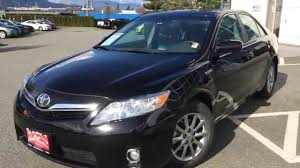 SOLD) 2011 Toyota Camry Hybrid Preview, For Sale At Valley Toyota ...