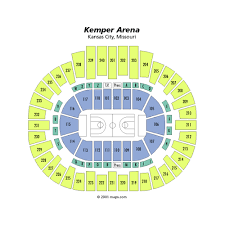 Kemper Arena Events And Concerts In Kansas City Kemper