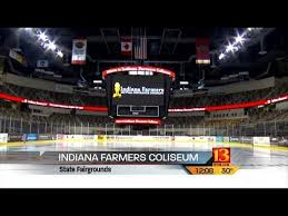 State Fair Coliseum Takes Indiana Farmers Coliseum Name