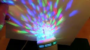 Rotating Led Disco Light Bulb Rotating Led Disco Light Bulb