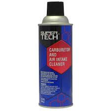 Super Tech VOC-Compliant <b>Carb</b> and <b>Air Intake</b> Cleaner - Walmart ...