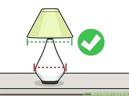 measure a lamp shade image titled measure a lamp shade step john lewis made to measure