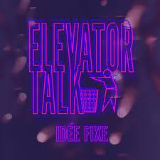 elevator talk by elevator talk