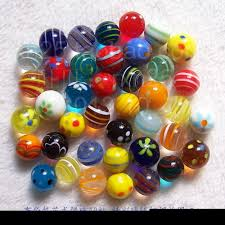 Decorative Marble Balls HotCrafts Colored glass balls 100mm ball glass aquarium vase fish 15