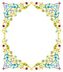 Small Picture Different Colorful Floral Page Border Design HD sadiakomal