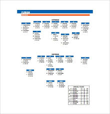2019 Nfl Depth Chart Excel Football Depth Template Online Charts Collection