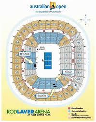 Australian Open Rod Laver Arena Topnotch Tennis Tours