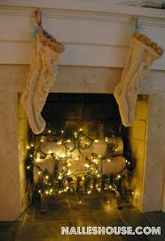 a baby proof fireplace for the holidays
