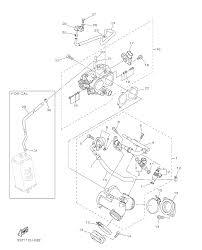 2013 yamaha v star 950 xvs95db intake 1 parts best oem intake 1 parts diagram for 2013 v star 950 xvs95db motorcycles