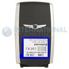 Genesis Vending Machine Parts Enchanting Hyundai 48 Genesis G48 Proximity Smart Key SY48HIFGE48 948440D48BL