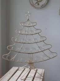 Metal Christmas Tree Card Holder. $16.00, via Etsy. | christmas ...
