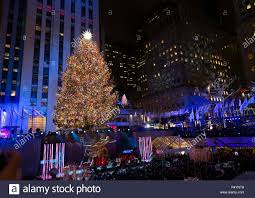 New York Usa November 28 2018 Atmosphere During 86th