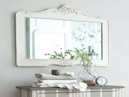 white wall mirror inside gorgeous inspiration large round mirrors oval for decor nz dec sample bathroom mirrors large white