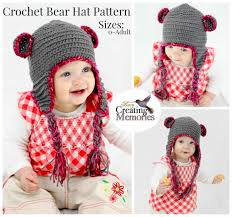 Toddler Crochet Hat Pattern