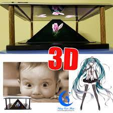 Lăng kính 3D cho Smartphone, Máy tính bảng
