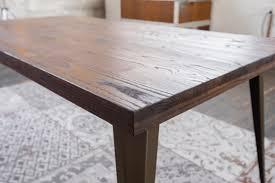Details Zu Kawola Esszimmertisch Kelio Tisch 160x80cm Holzmetall