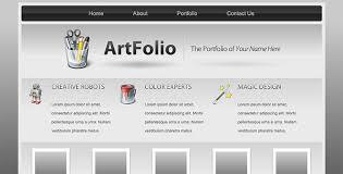 art portfolio template top 20 portfolio templates to present your illustrations