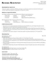 Mechanic Resume Skills Auto Mechanic Resume Templates Automotive