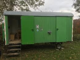 Bauwagen Als Vereinsheim Meudttech