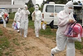 Severe acute respiratory syndrome (sars) and middle east respiratory syndrome (mers) are viral infections. China Quarantines Hundreds To Halt Sars