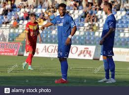 Pagani, Italia. 28 agosto 2021. Pagani, Salerno, Italia - 28 agosto 2021 :  Campionato Italiano Calcio Pro, Serie C, Girone C . Paganese contro ACR  Messina risultato finale 4 - 4 .