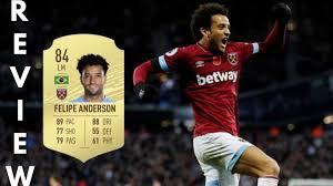 FIFA 20 FELIPE ANDERSON REVIEW |